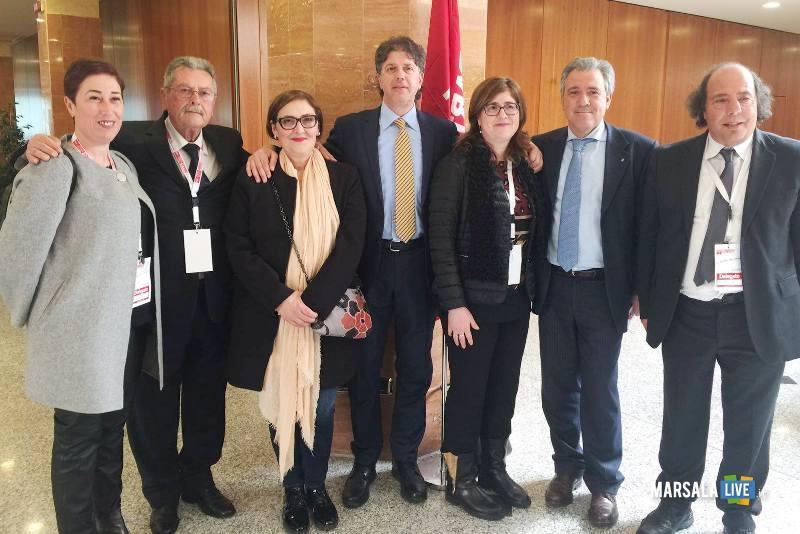 Cathy-Marino-Consiglio-nazionale-Psi-a-Roma