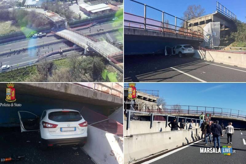 Crollo-cavalcavia-autostrada-A14-Camerano-Ancona