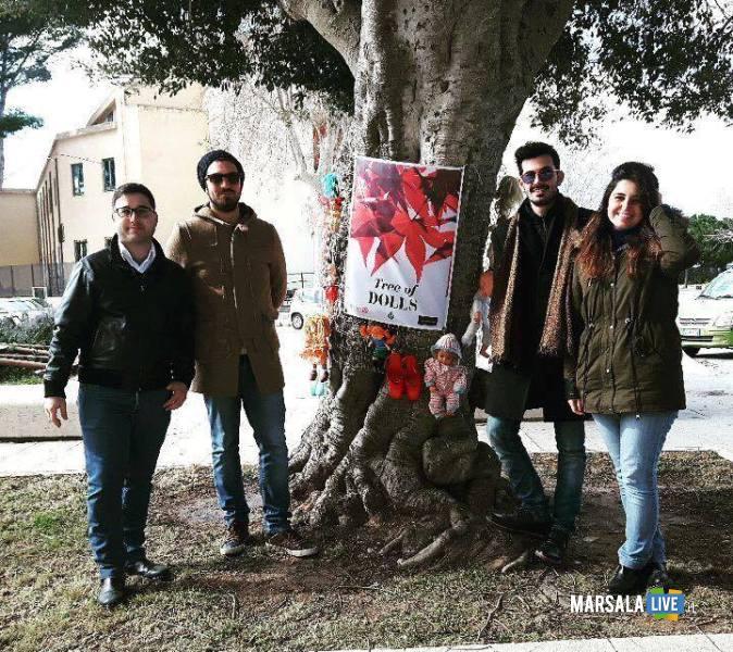 Marsala, il Rotaract dona beni materiali alla Casa di Venere-