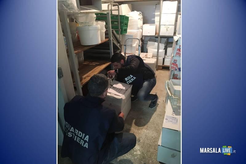 Mazara-Sequestrati-350-kg-di-prodotti-ittici-irregolari
