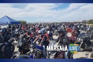 Motopasseggiata di Primavera a Marsala