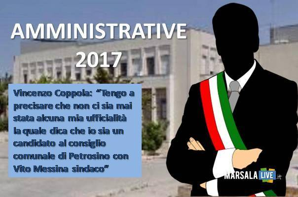 Amministrative messina candidating