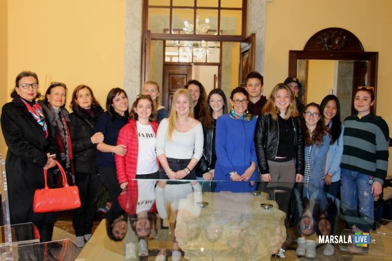 giovani-di-Intercultura-in-visita-a-Marsala
