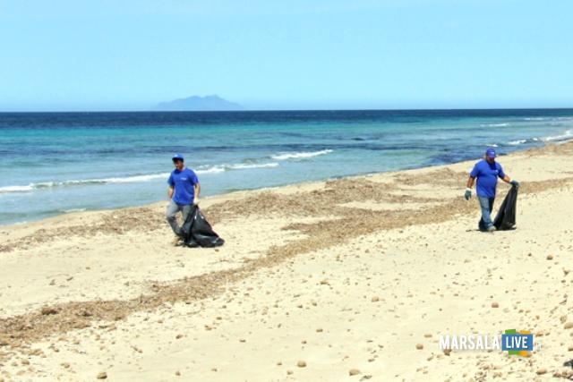 marsala-pulizia-delle-spiagge
