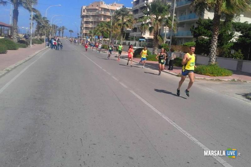 - Atl. - Maratonina del Vino - Marsala - fasi gara