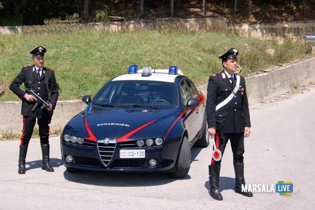 Carabinieri-mazara