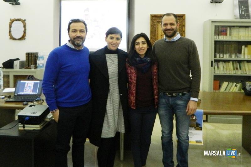 Francesco Cardinale, Floridinda Saieva, Daria Iacono, Alessandro Cacciato