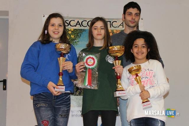 Gianluca Savalla e Bianca Pipitone Campioni Regionali di scacchi Marsala (4)