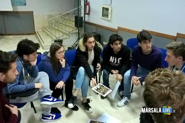 Marsala-St-Dimpnacollege-di-Geel-Belgio-Studenti-liceo-Scientifico (2)