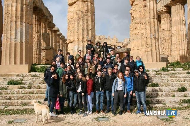 Marsala-St-Dimpnacollege-di-Geel-Belgio-Studenti-liceo-Scientifico (4)