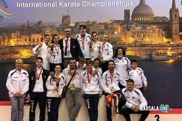 Shotokan-Karate-do-club-di-Marsala-all-Open-di-Malta