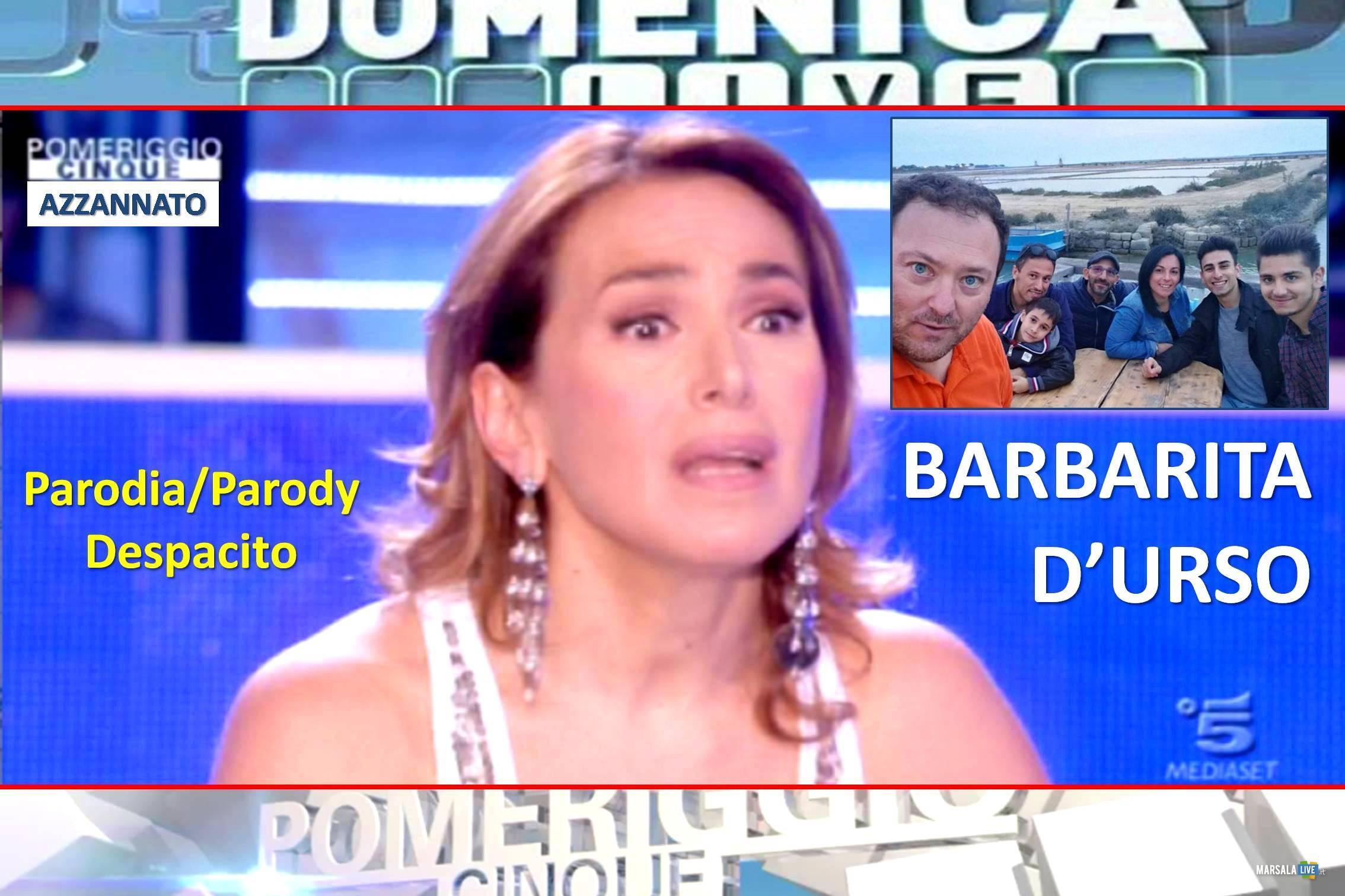 barbarita-d-urso-parodia-despacito-trikke-marsala-home