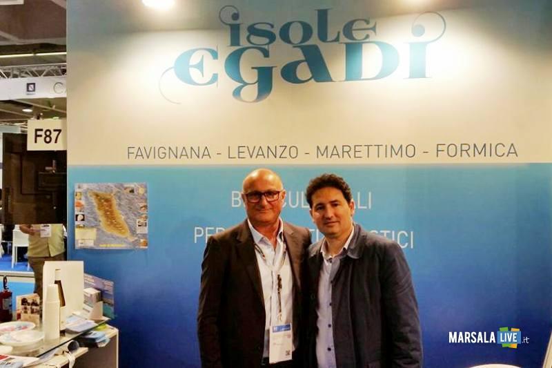 vice sindaco-favignana-con Nunzio Formica-bit-milano