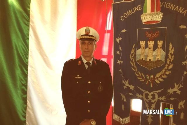 Comandante Polizia Municipale Filippo Oliveri Favignana