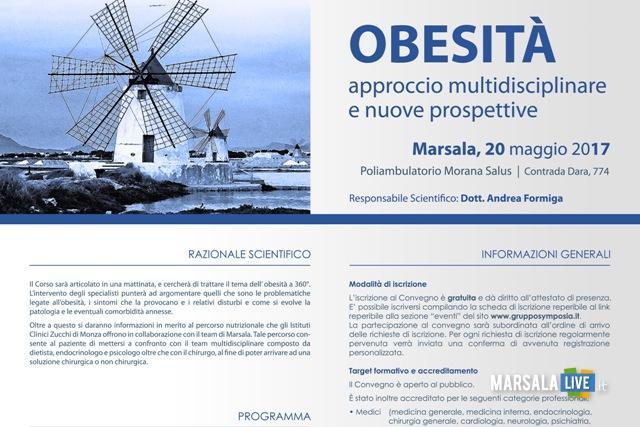 European Obesity Day convegno a Marsala-