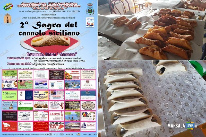 Favignana-Sagra-del-cannolo