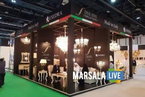 Marsala-Due-Effe-Lampadari-ambasciatrice-Made-in-Italy-a-Index-Dubai (3)