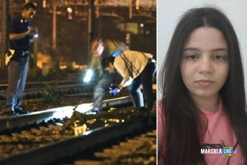 Ragazzina di 13enne travolta e uccisa da un treno, indagini in corso