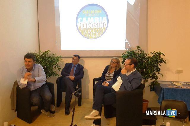 Stomeo, Giacalone, Laudicina, Pecorella