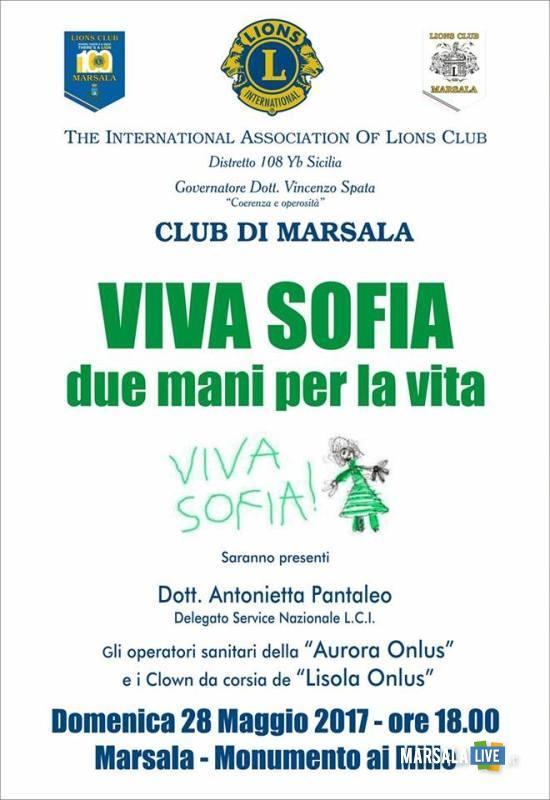 Viva Sofia Marsala Lions Club