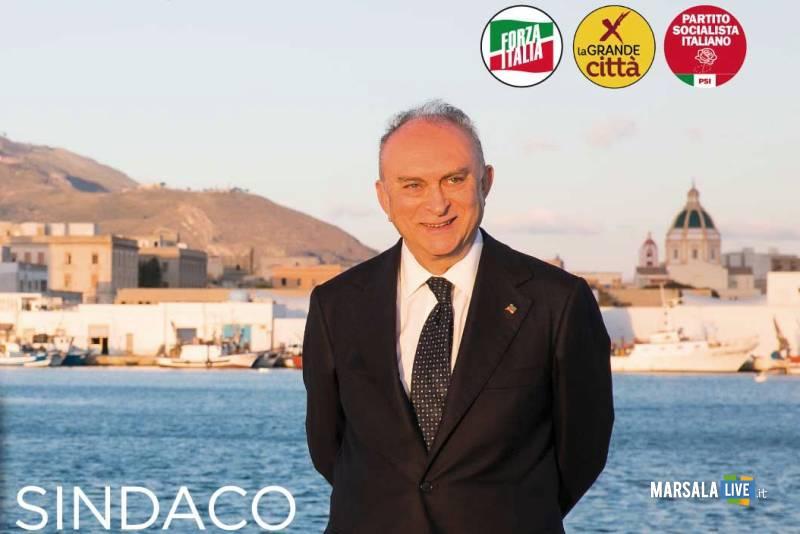 Mafia: richiesta soggiorno Dda, D'Alì abbandona corsa a sindaco