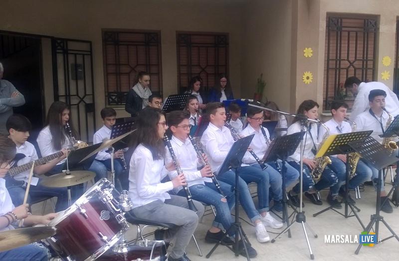 festa della scuola alcide de gasperi marsala