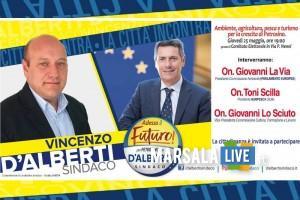 vincenzo-d-alberti-adesso-il-futuro-on-Giovanni-La-Via-petrosino-
