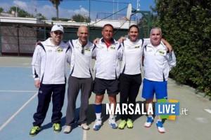 circolo tennis petrosino Massimo Romeo Gabriele Scimemi Vincenzo Di Dia Guido Longo