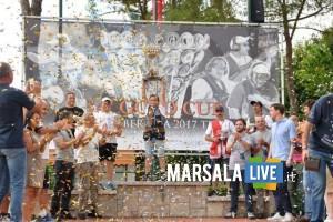 34^GoldCupBeretta - Il podio (1° Nicolò Anastasi + 2° Luis Rodriguez + 3° Giovanni Cernogoraz + 4°Eduardo Bedoya De la Cruz + 5° Daniel Bolis)