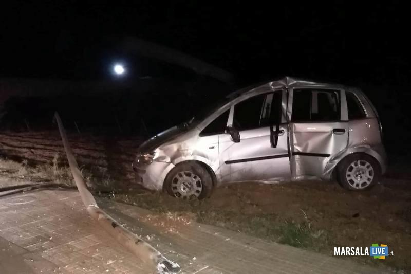 Ennesimo incidente stradale a Marsala (3)