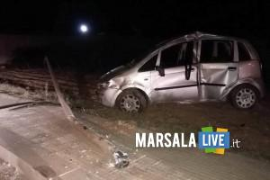 Ennesimo incidente stradale a Marsala (4)