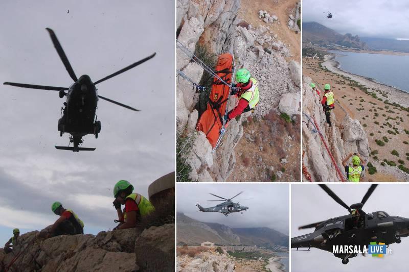 Esercitazione-82-Centro-CSAR-e-il-CNSAS-Sicilia