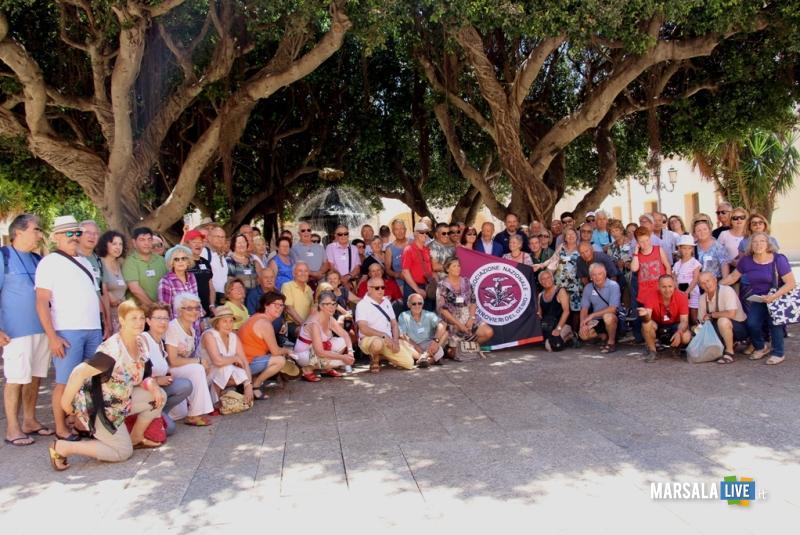 I Ferrovieri del Genio a Marsala raduno nazionale annuale (1)