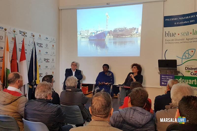 Eurodeputate Giuffrida e Kyenge incontrano Pescatori di Mazara Distretto della Pesca