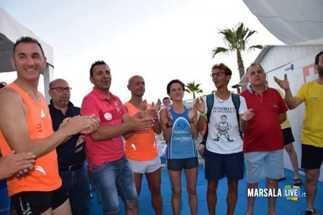 Lillo Dilluvio premiazione gara podistica Tre Fontane 24.06.2017_2