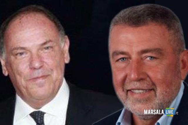 Mimmo Fazio e Ettore Morace