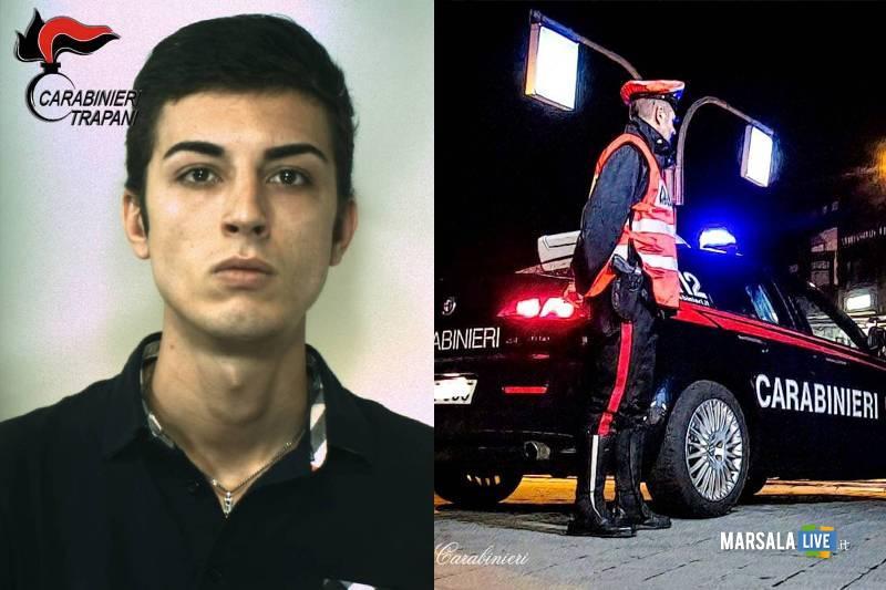 Vito Pugliese castelvetrano carabinieri