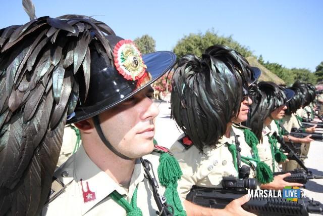 fanfara del 6° Reggimento Bersaglieri