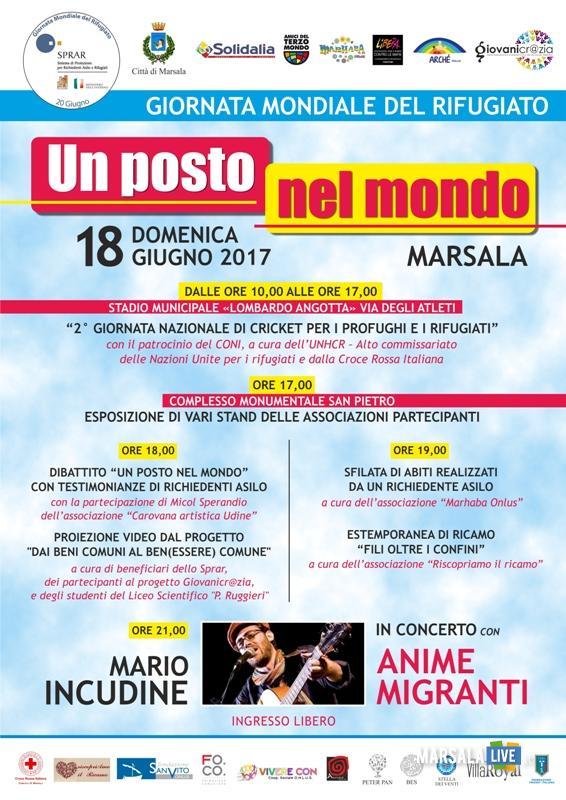 giornata del rifugiato MARSALA 2017 (1)