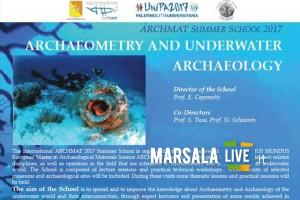 Archaeometry Und Underwater Archaeology favignana-2017