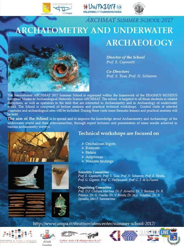 Archaeometry Und Underwater Archaeology favignana