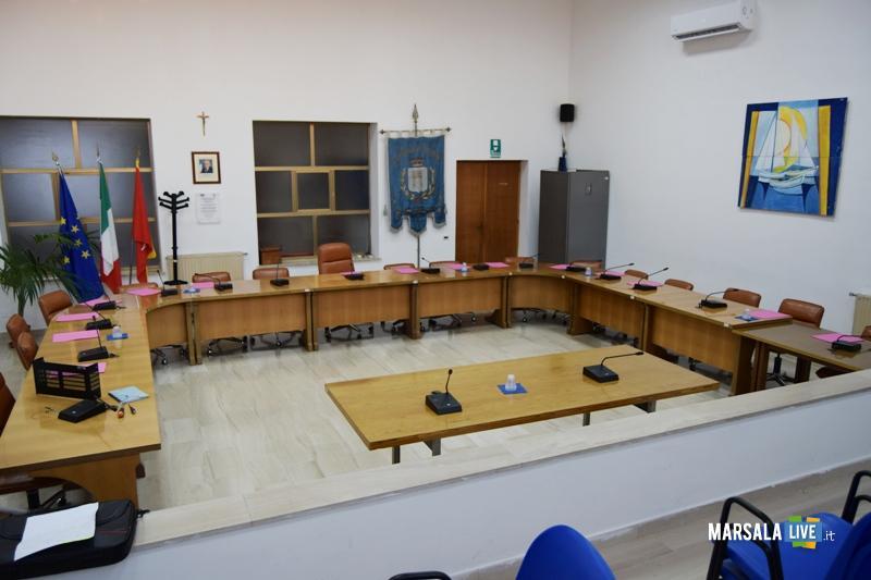 Aula consiliare Petrosino