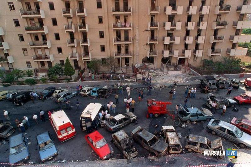 Borsellino 25 anni fa la strage
