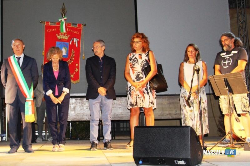 Commemorato Borsellino Marsala