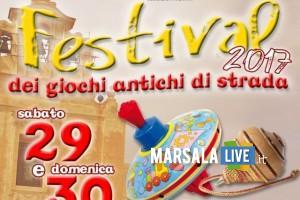 Festival dei giochi di strada a Favignana