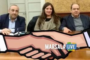 Flavio-Coppola-Eleonora-Milazzo-Giovanni-Sinacori-udc-marsala