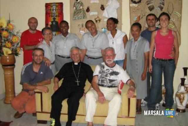 Fragnelli De Florio comunità Brasile