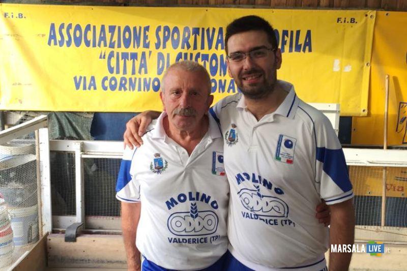 I vincitori del 4 trofeo provinciale di bocce citt di for Fontana arredi valderice
