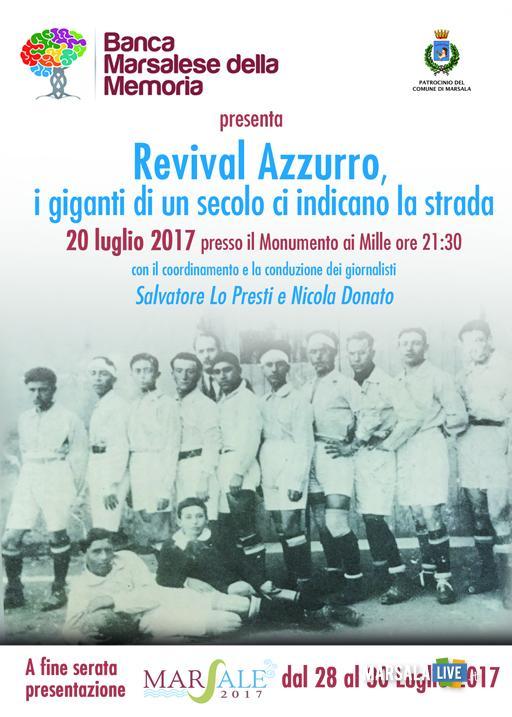 REVIVAL AZZURRO marsala 1912