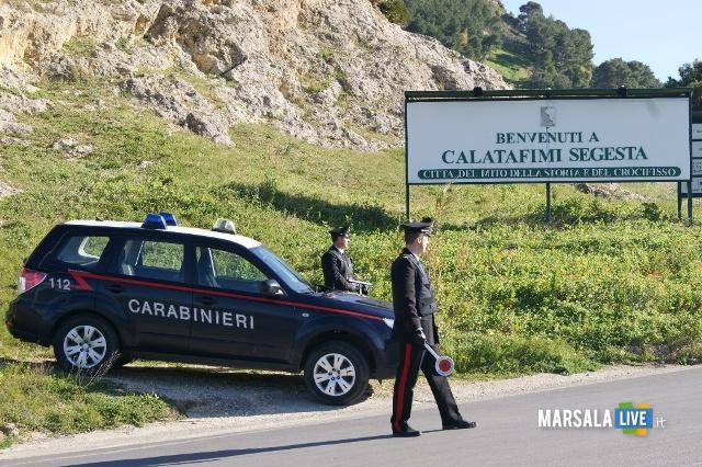 carabinieri calatafimi segesta alcamo